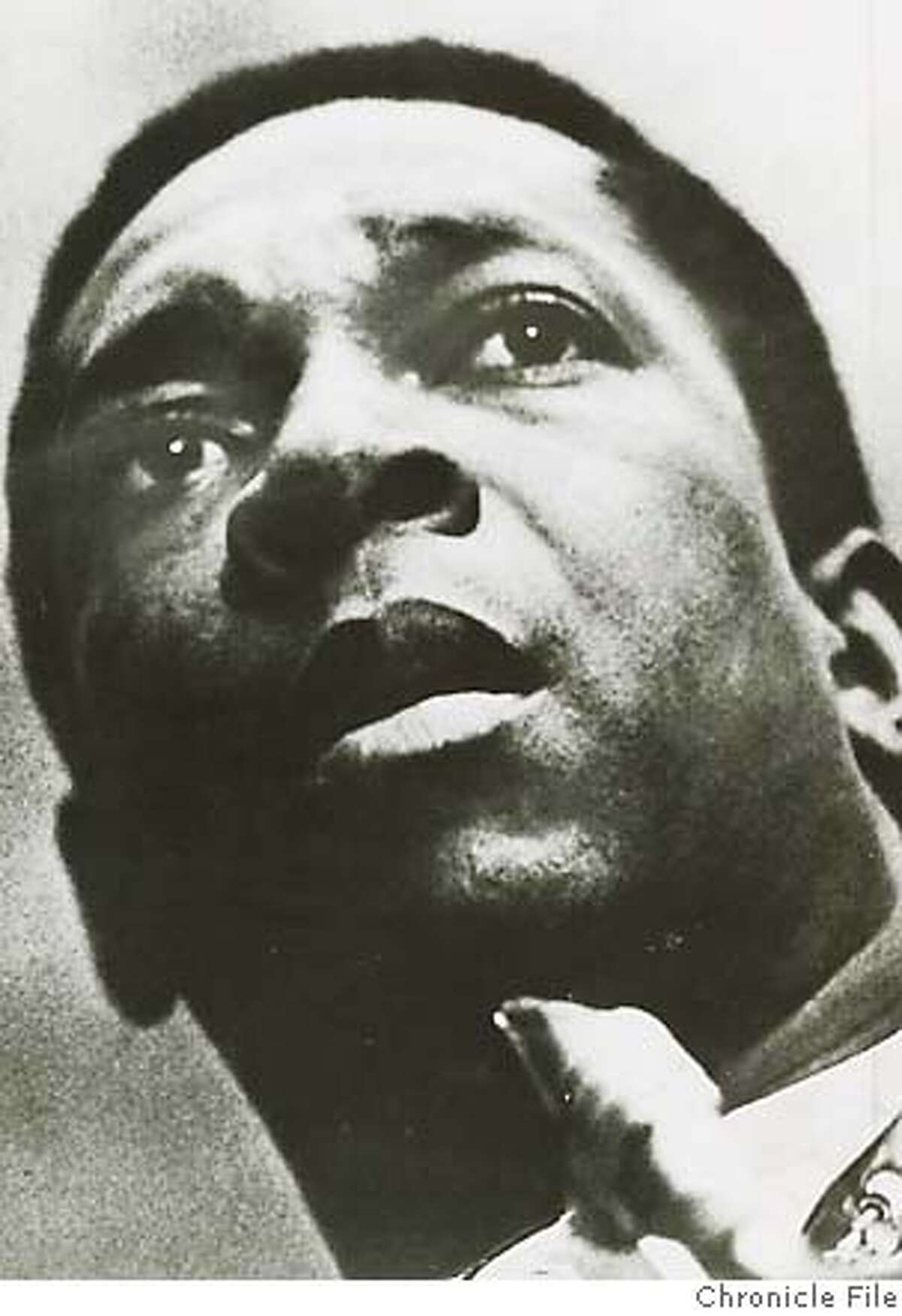 coltrane01_PH John Coltrane, undated photo, Chronicle Archives. MANDATORY CREDIT FOR PHOTOG AND SF CHRONICLE/ -MAGS OUT