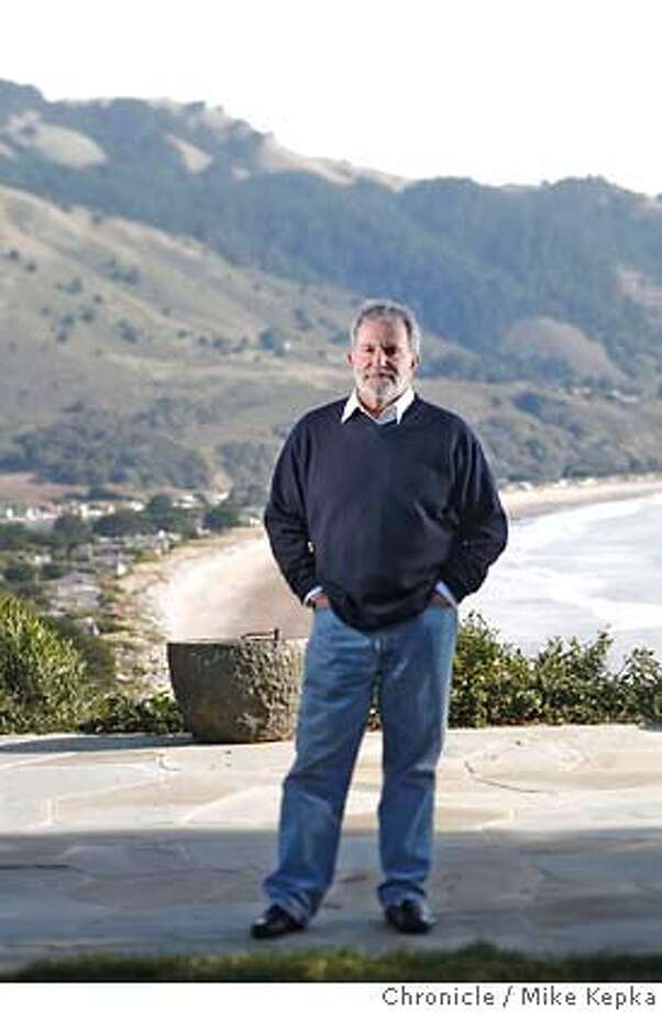 ganis1700037_mk.JPG  Sid Ganis, president of the Motion Picture Academy, was photographed at his Bolinas home on 12/29/06.  Mike Kepka / The Chronicle Sid Ganis (cq) the source MANDATORY CREDIT FOR PHOTOG AND SF CHRONICLE/ -MAGS OUT Photo: Mike Kepka
