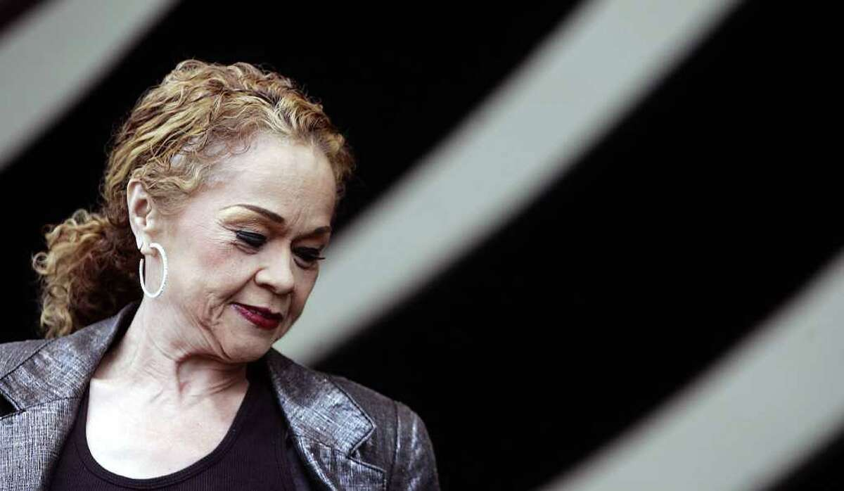 Etta James The legendary American singer Etta James was actually born in Los Angeles, but moved to San Francisco's Fillmore District with her mother when she was 12. A few years later, she started her singing career in the 1950s, bursting onto the national stage with the song
