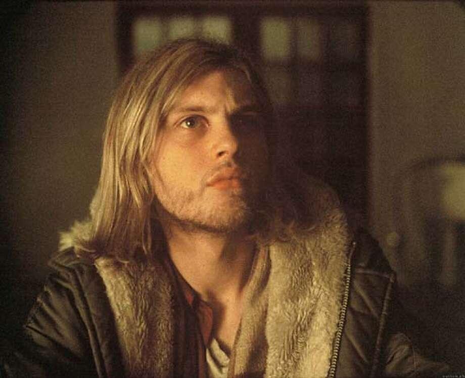 "Michael Pitt in ""Last Days"" Photo: Fine Line Features"
