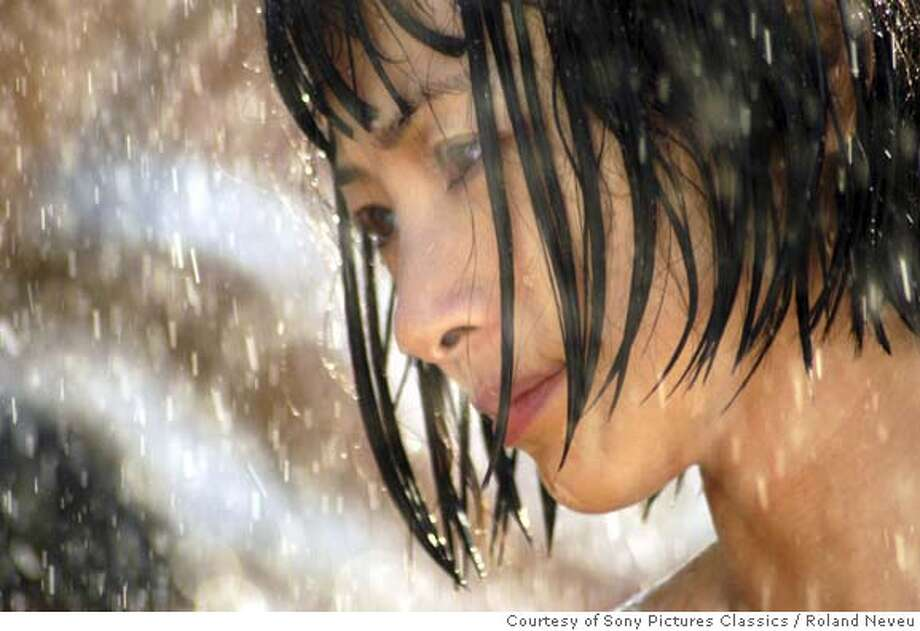 BAI14 Bai Ling as Ling in The Beautiful Country. Photos by Roland Neveu/courtesy of Sony Pictures Classics