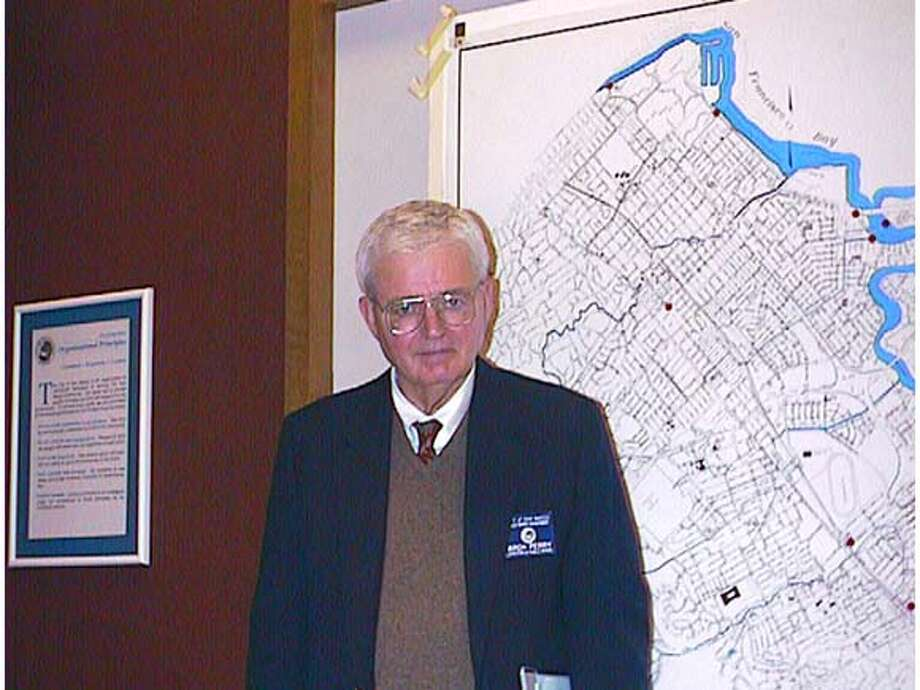 Obituary photo of Arch Perry. Photo: Handout