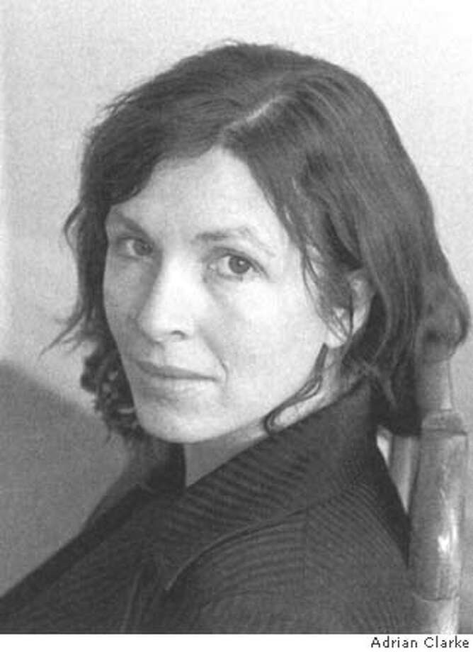 """Rachel Cusk won a Whitbread Prize for her first novel, """"Saving Agnes."""" Photo by Adrian Clarke"""