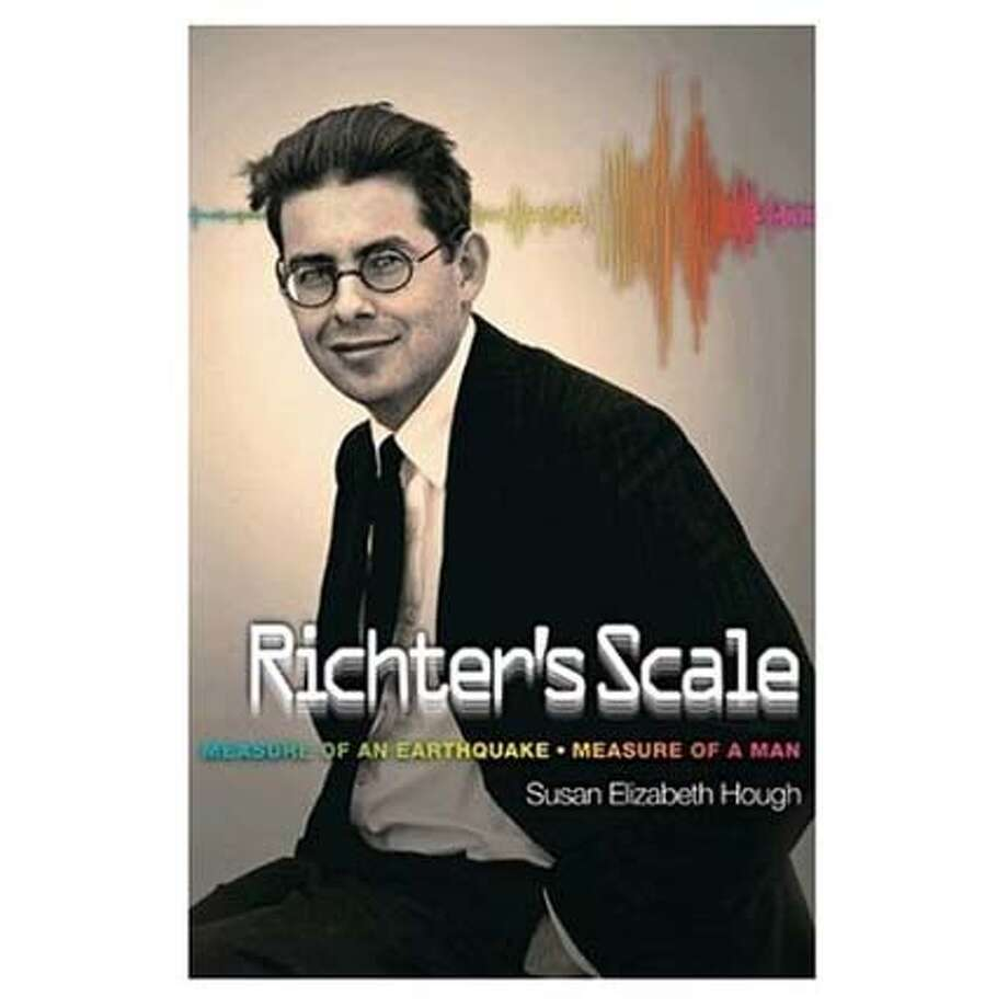 """""""Richter's Scale: Measure of an Earthquake, Measure of a Man"""" by Susan Elizabeth Hough"""