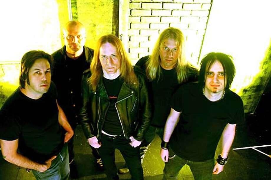 The band Broken Teeth.  Credit: blackandwhitepr.net Photo: Blackandwhitepr.net
