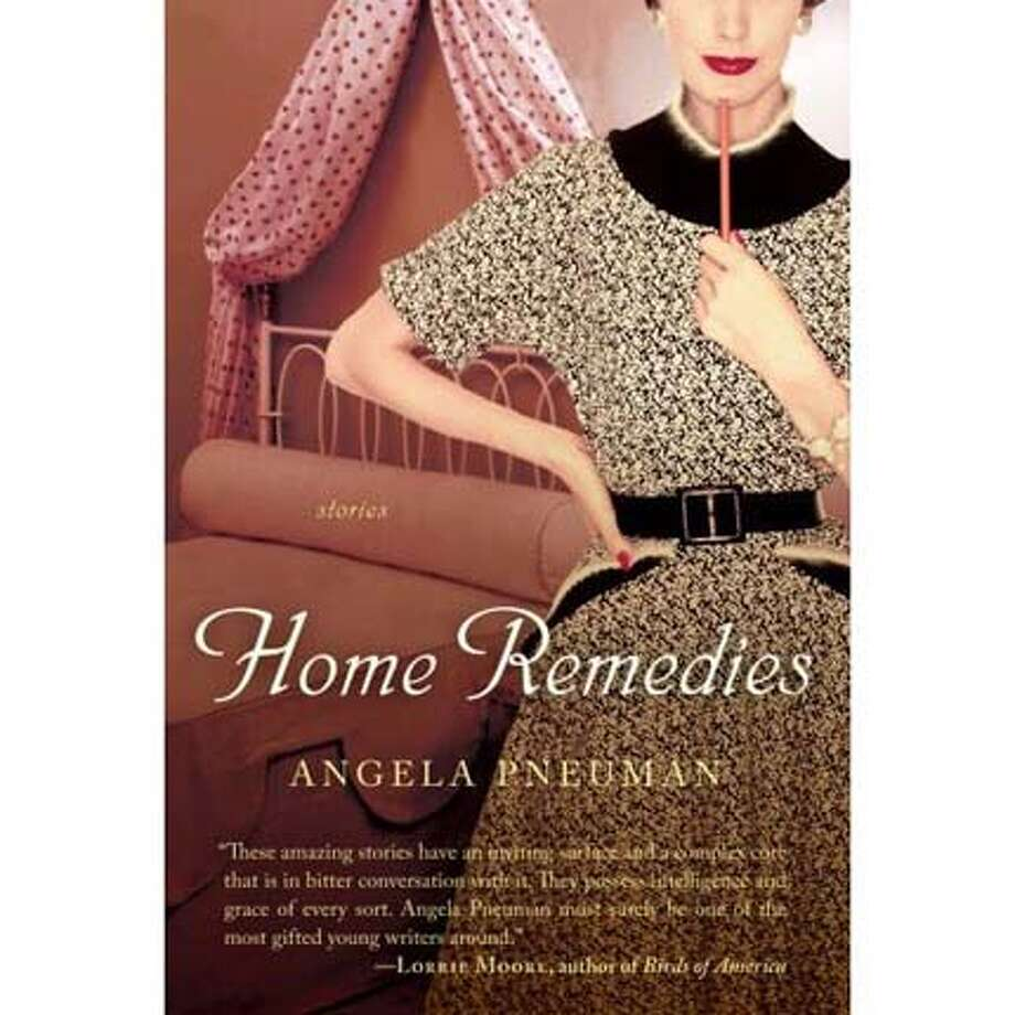 """Home Remedies"" by Angela Pneuman"