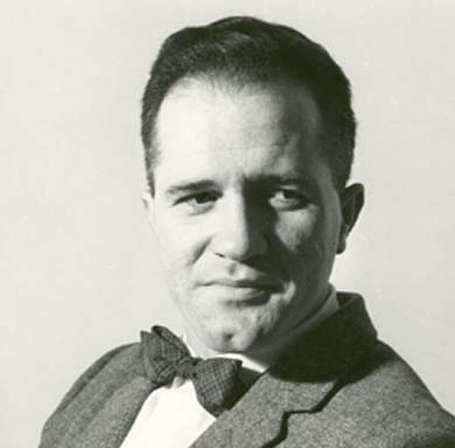 Obituary photo of Robert Beloof taken in 1967.