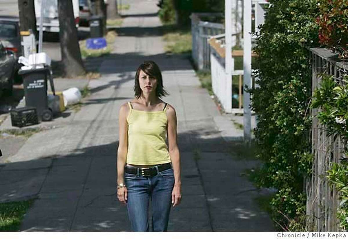 lisick12049_mk.JPG Beth Lisick of Berkeley, just finished a book of autobiographical short stories called