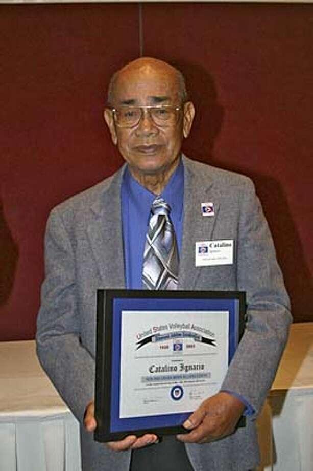 Obituary photo of Catalino Ignacio.