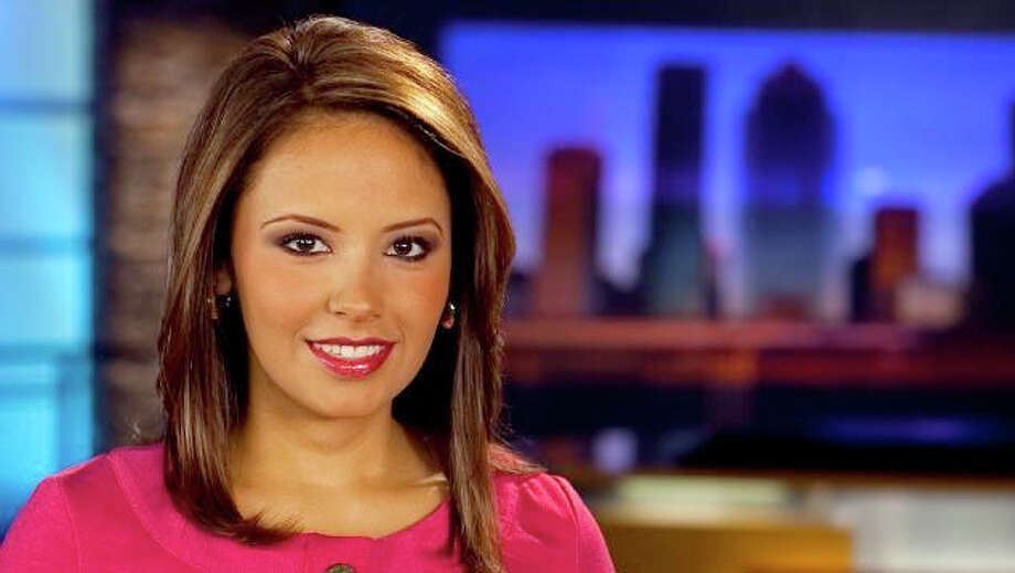Channel 2's Daniella Guzman is moving to a station in Chicago. / KPRC Channel 2