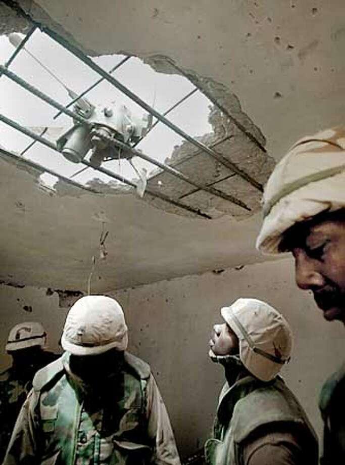 IRAQ Photo: David Kamerman