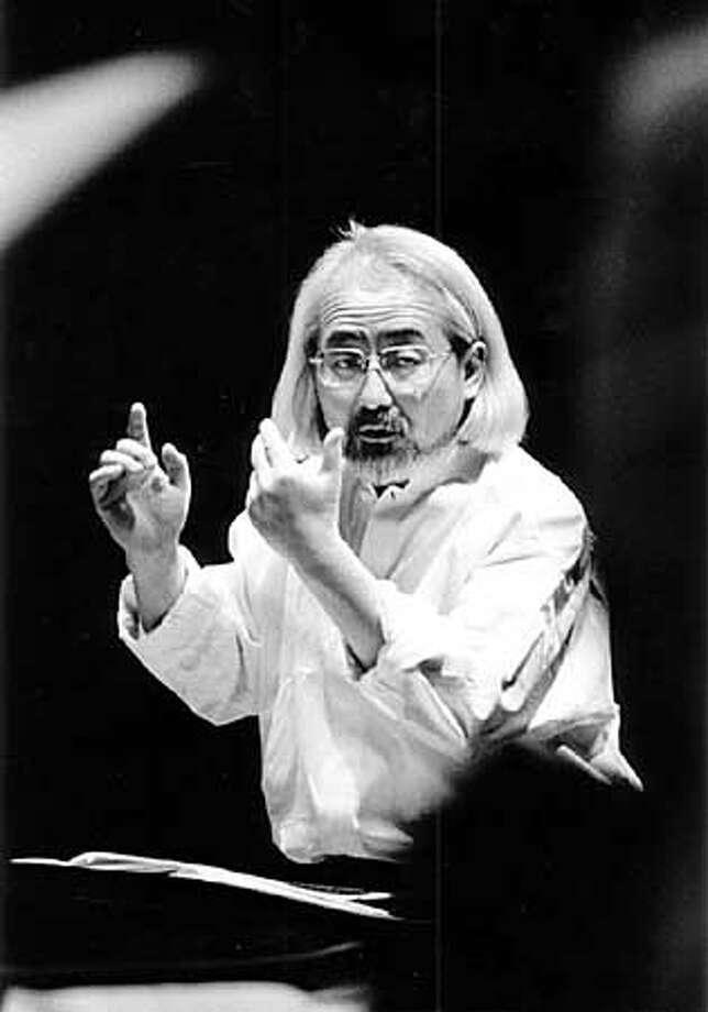 Bach Collegium Japan conductor Masaki Suzuki  Photo credit: Keizo Kitajima. Photo: Keizo Kitajima