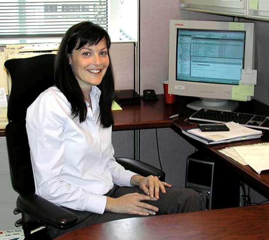Kate Emerson, JPMorgan vice president. She heads up the investment bank's San Francisco office Photo: JPMorgan