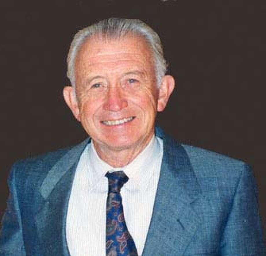 Obituary photo of Thomas Fryer.
