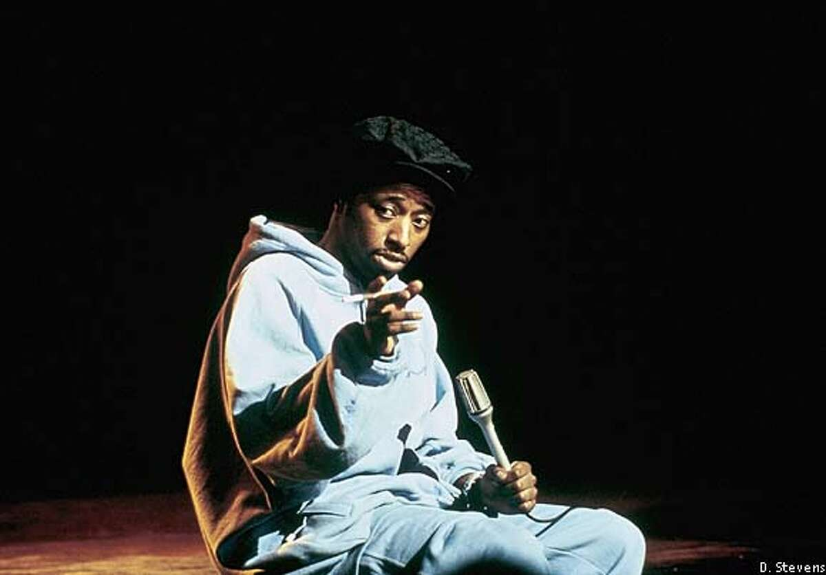 THIS IS A HANDOUT IMAGE. PLEASE VERIFY RIGHTS. Eddie Griffin in George Gallo�s DYSFUNKTIONAL FAMILY. Photo Credits: D. Stevens