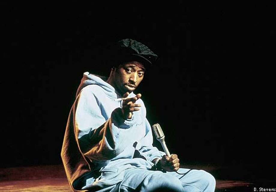 THIS IS A HANDOUT IMAGE. PLEASE VERIFY RIGHTS. Eddie Griffin in George Gallo�s DYSFUNKTIONAL FAMILY. Photo Credits: D. Stevens Photo: D. Stevens