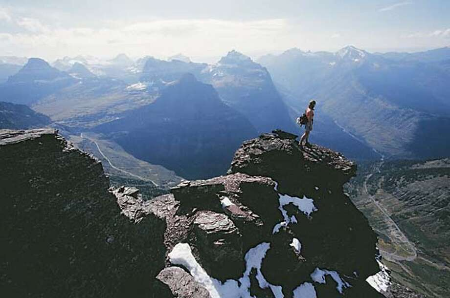 0b6514820456 SCULPTED BY FIRE AND ICE   Glacier National Park is nature s art ...