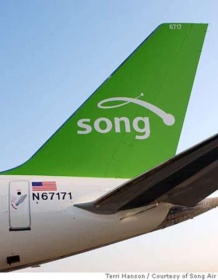 Song's first flight ATL JFK Flt 9436. Photo by TERRI HANSON/Courtesy of Song air Photo: TERRI HANSON/Courtesy Of Song Ai