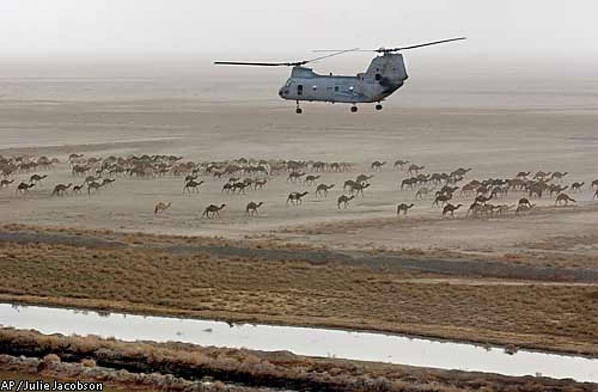 CH-46E SEA KNIGHT HMM 268