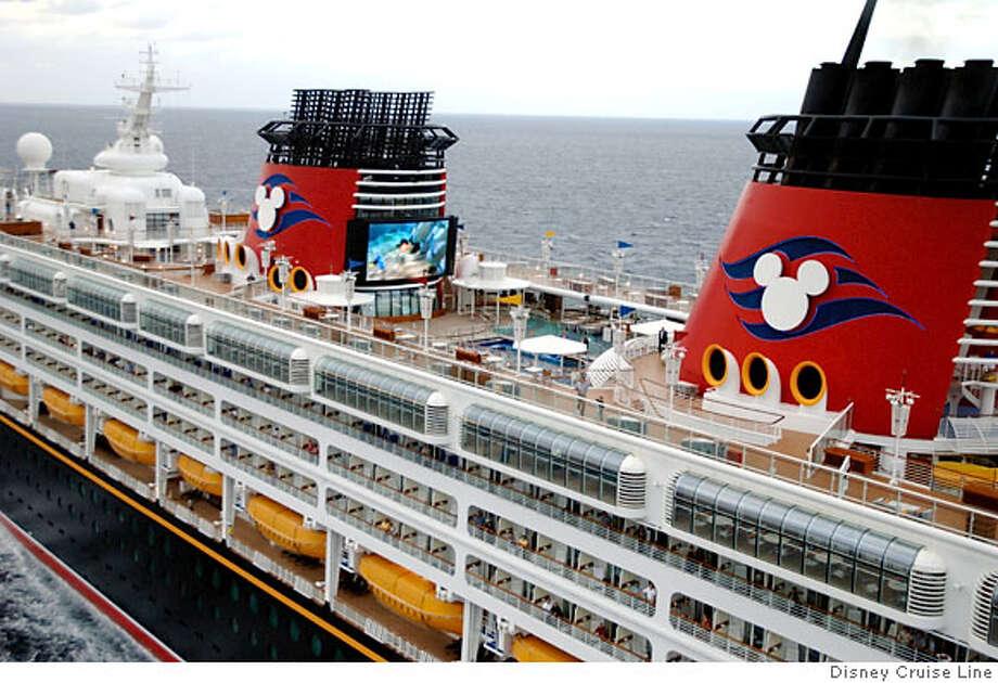 TRAVEL CRUISE Disney Magic Disney Cruise Line Photo: Disney Cruise Line