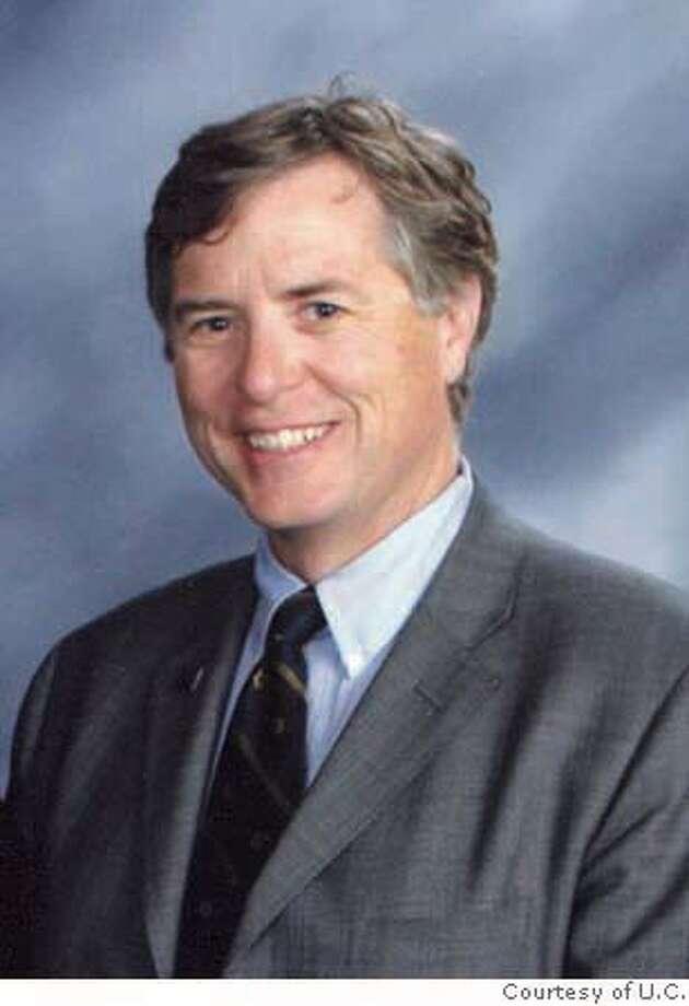 Photo of David H. Russ. Courtesy of U.C. Photo: Courtesy Of U.C.