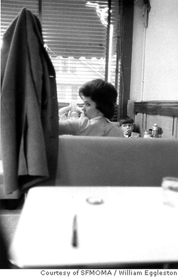 William Eggleston; Untitled, the Southwestern Grill; 1967; Promised gift of Prentice and Paul Sack to the Prentice and Paul Sack Photographic Trust; � William Eggleston. Courtesy of SFMOMA Photo: Courtesy Of SFMOMA