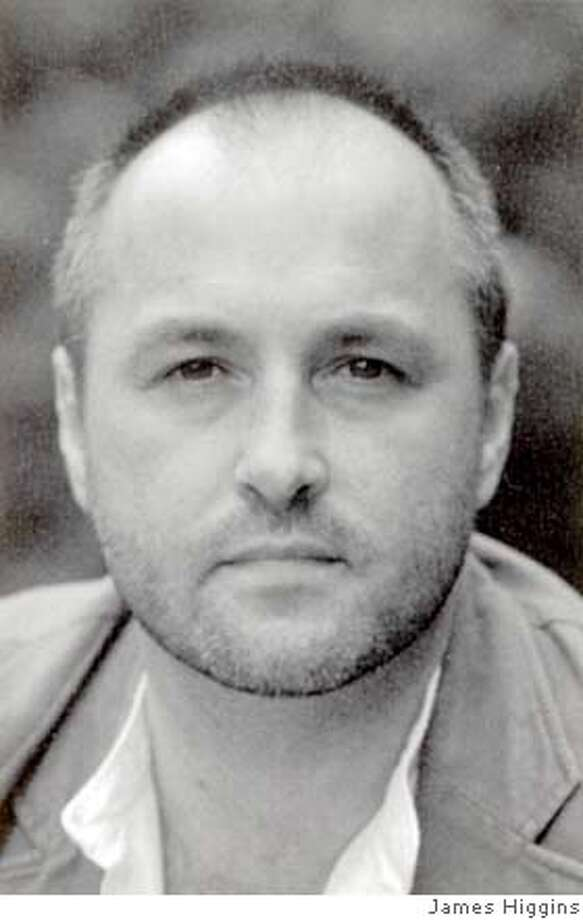 "Colum McCann has won a Pushcart Prize and is in the Hennessey Hall of Fame for Irish Literature. ""Zoli"" is his fourth novel. Photo by James Higgins"