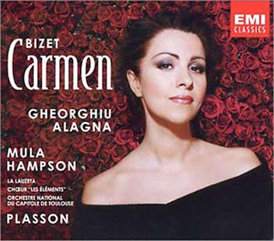 "Angela Gheorghiu's ""Carmen"""