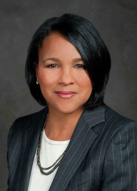 This undated photo provided by Wal-Mart, shows Sam's Club President and CEO Rosalind Brewer. Brewer was named Friday, Jan. 20, 2012 as President CEO of Sam's Club _ the first woman and the first African-American to hold a CEO position at one of the company's business units. She will report to CEO Mike Duke. The moves are effective Feb. 1, 2012.(AP Photo/Wal-Mart Strores Inc.) / Wal-Mart Stores Inc.