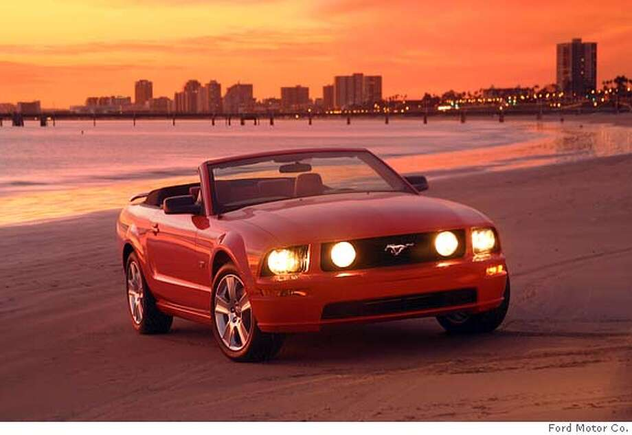 Model: 2005 Ford MustangReason: With looks plucked from the 1964 original, the fifth-generation Mustang 