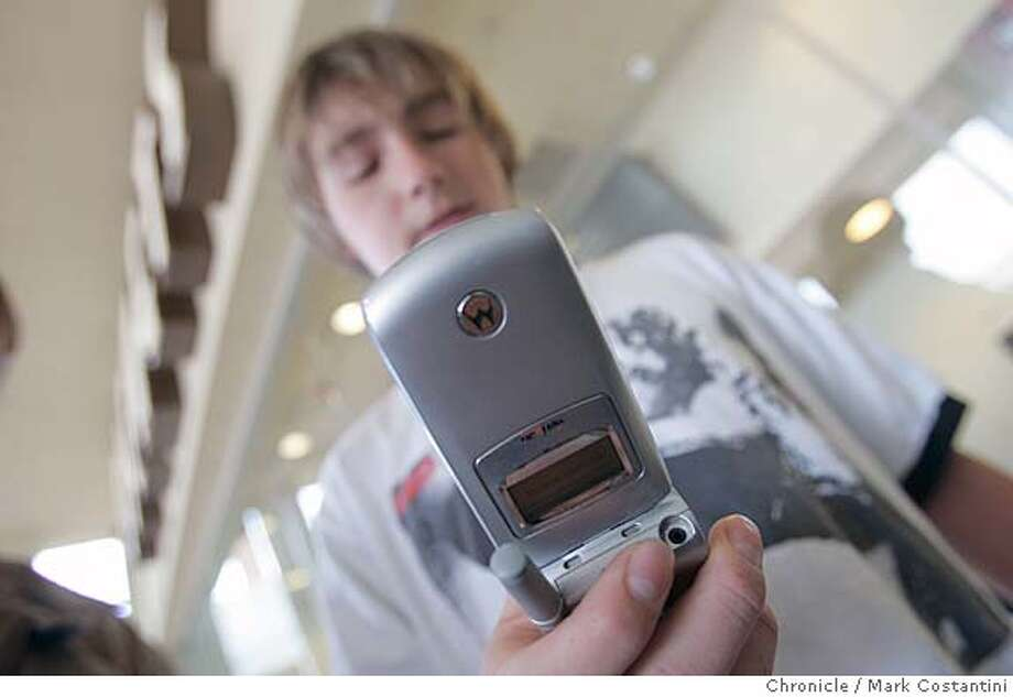 Cell phone ring tones spark copyright questions sfgate