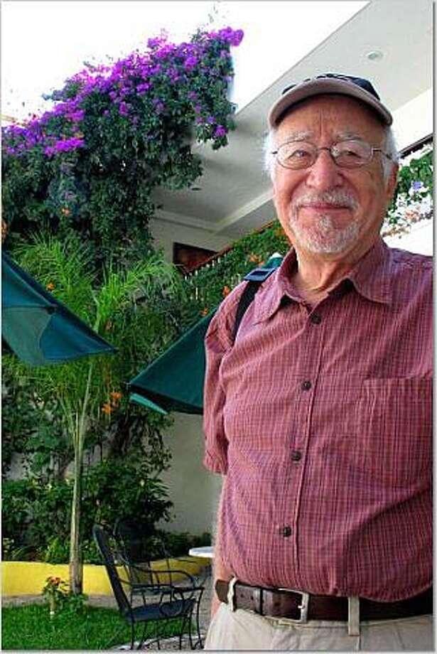 OBIT-Weinstein.JPG Historian, publisher, and former San Francisco resident James Weinstein, who died last week. HANDOUT/ HANDOUT Photo: HANDOUT