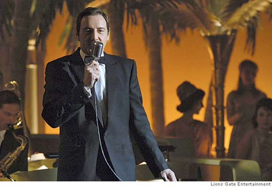 Kevin Spacey as Bobby Darin in Beyond the Sea. Photo Credit: Jay Maidment