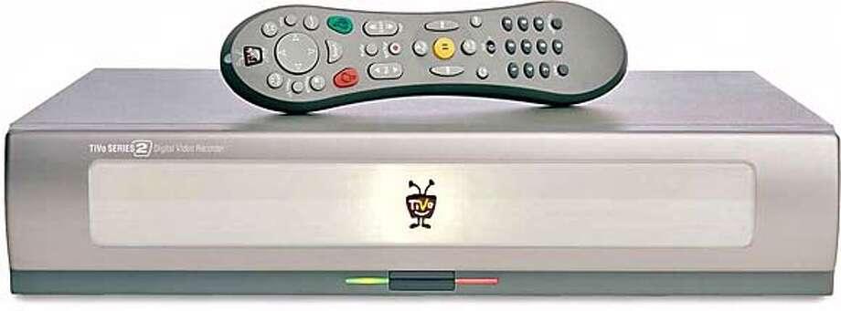 Photo of digital video recorder, Tivo Series2 DVR 40hr.