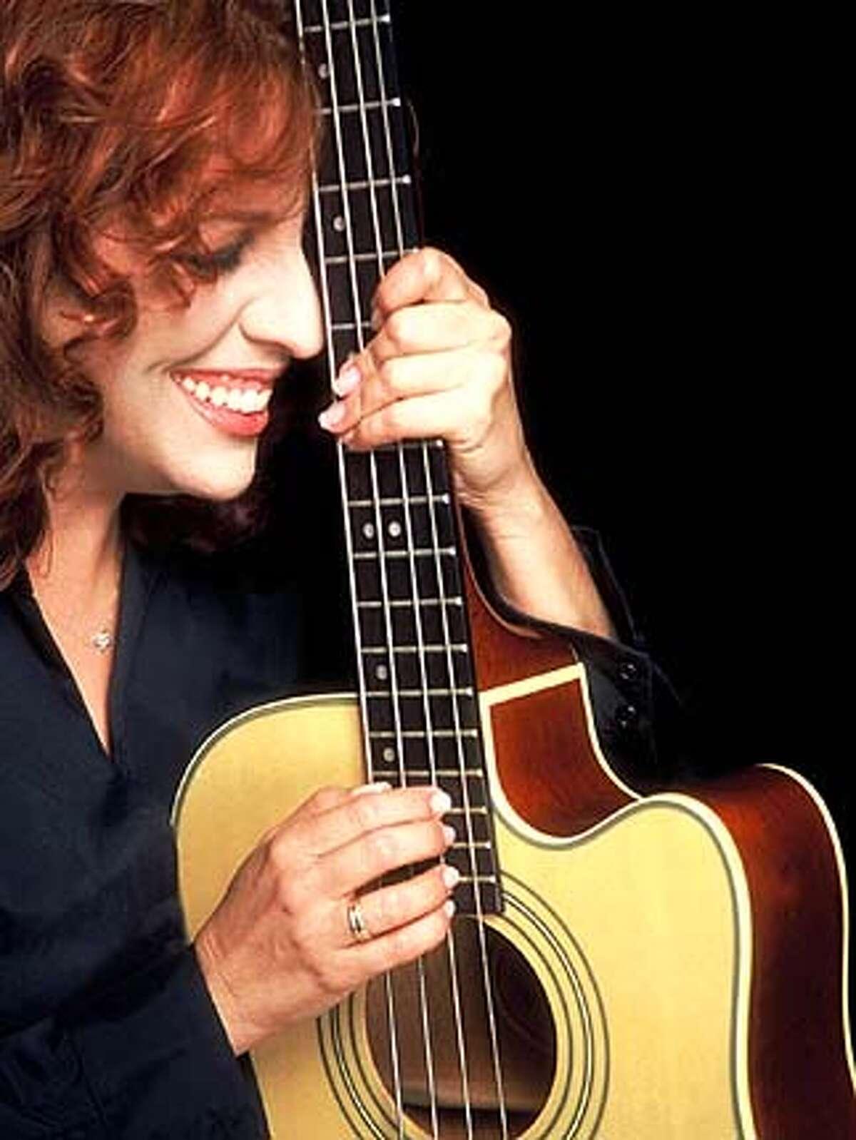 The 2002 Green Music Festival at Sonoma State University presents Cuban Jazz & Salsa on the Green ALBITA (HANDOUT PHOTO)