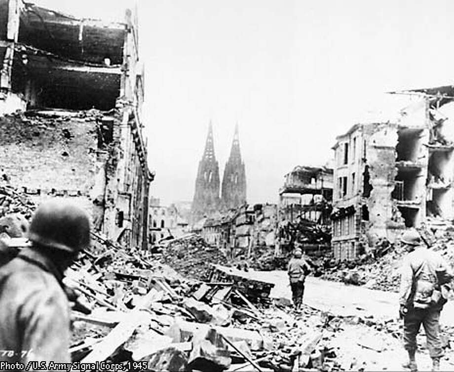 experts question the parallel to rebuilding after ww ii