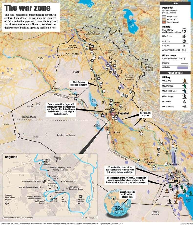 Baghdad Stalingrad >> War Missiles Bombs Hit Baghdad U S Aims At Iraqi Leaders