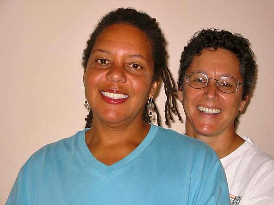 Photo of Janet Wallace and Deborah Hart. Photo: National Center For Lesbian Righ