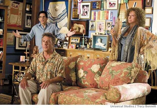 That's nothing -- you should see my parents - SFGate Barbra Streisand Meet The Fockers