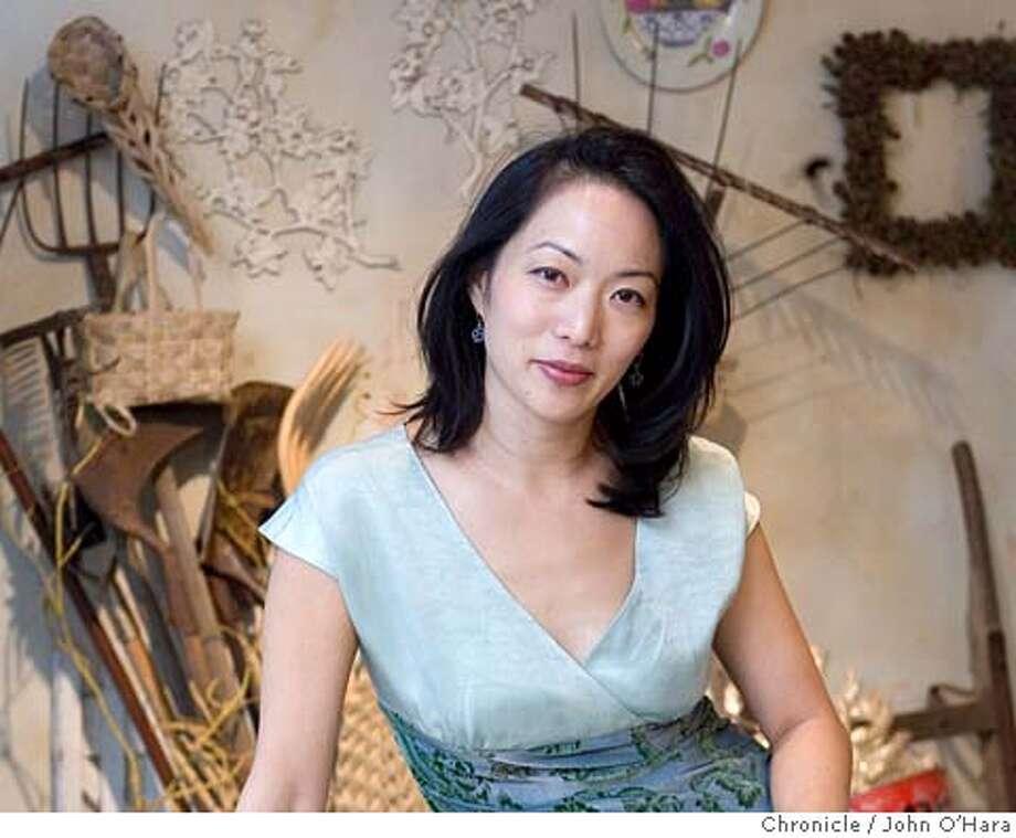 "San Francisco, CA  Jessica Yu, whose documentary "" In the Realms of the Unreal"" is getting an Oscar buzz.  photo/John O'hara Photo: John O'Hara"