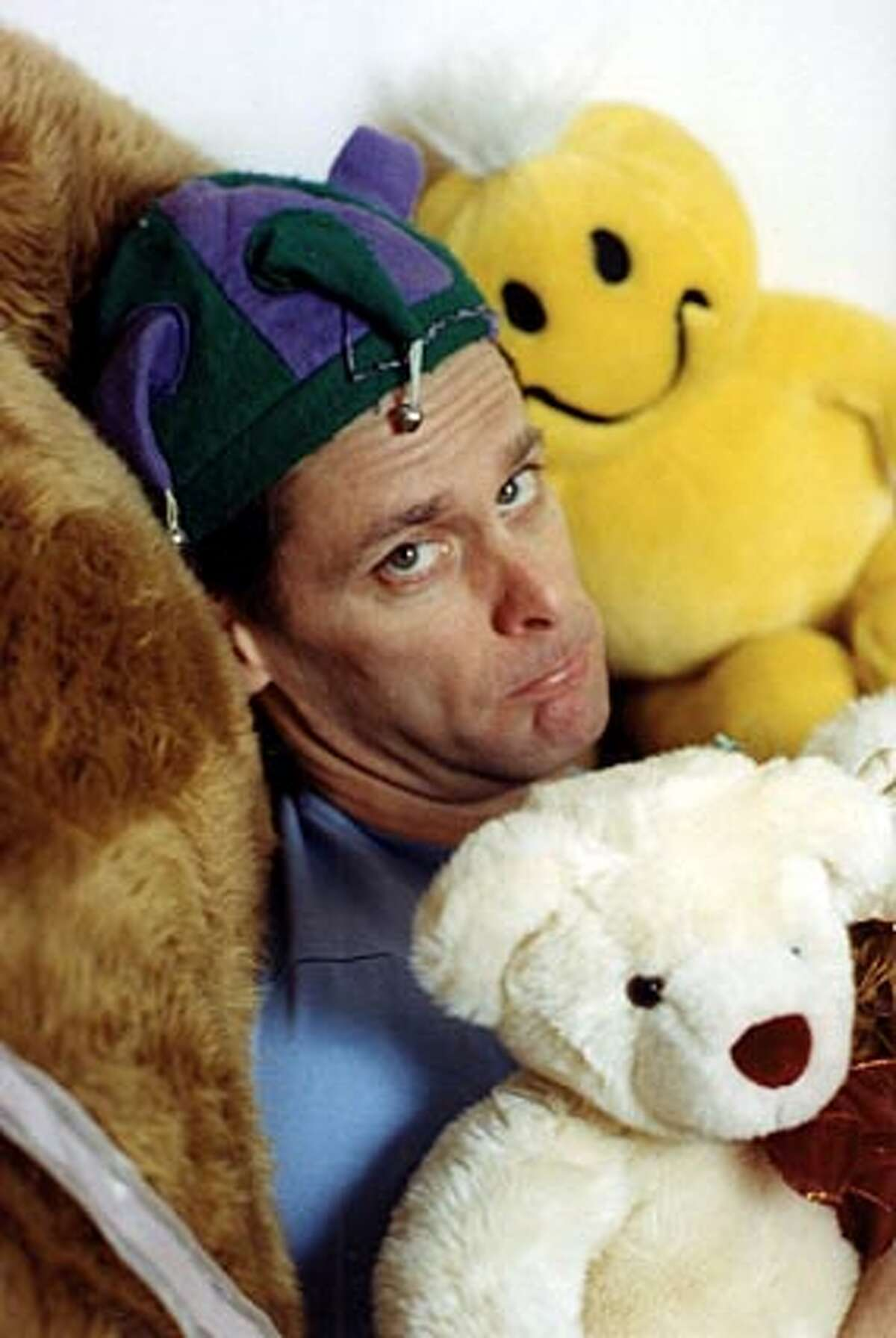 Photo of comic Scott Capurro.