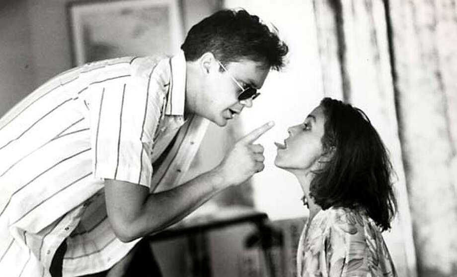 tim robbins and frances mcdormand in