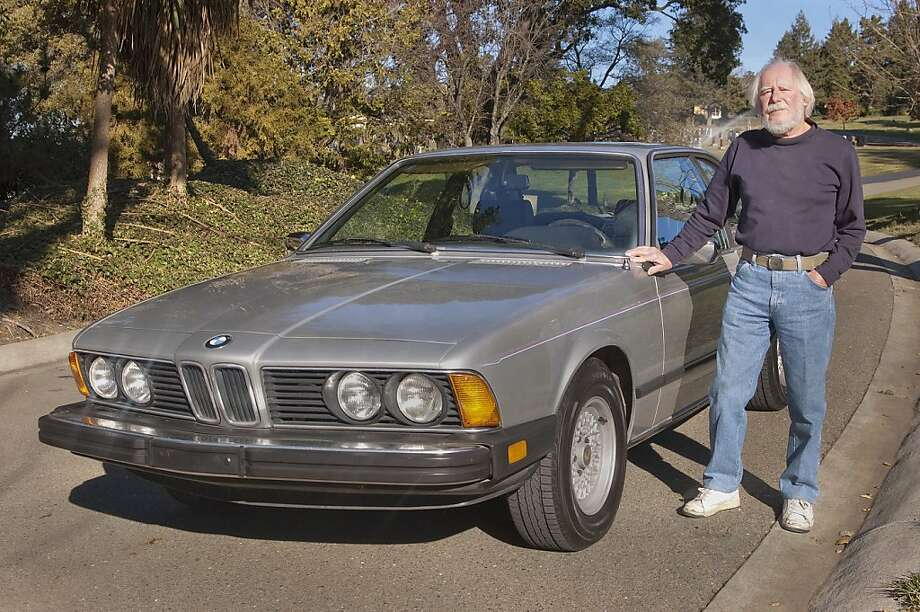 In 1988, my daughter Jenna turned 16, got her driver's license and immediately commandeered my lovely little BMW 2002 that I had bought new in San Francisco in 1973. Photo: Stephen Finerty