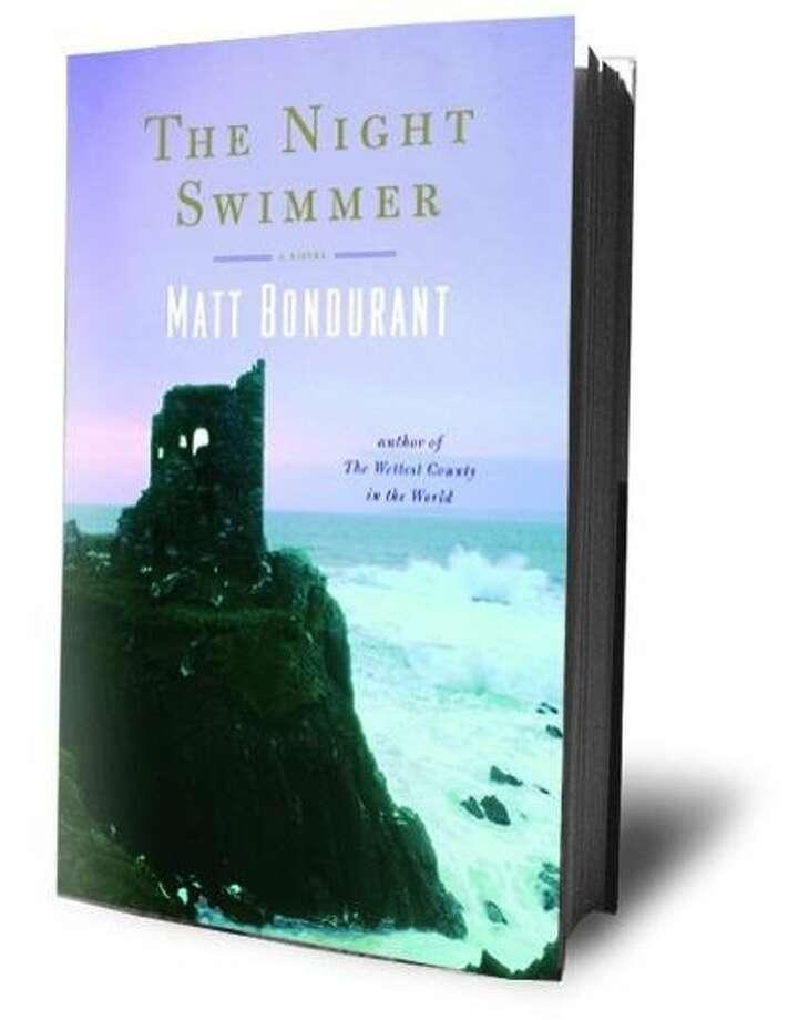 """""""The Night Swimmer"""" by Matt Bondurant"""