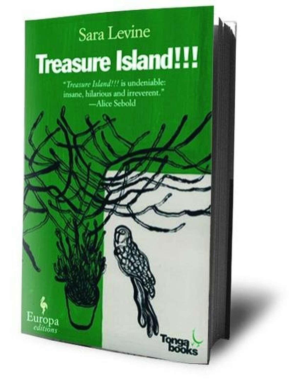 """""""Treasure Island!!!"""" by Sara Levine"""