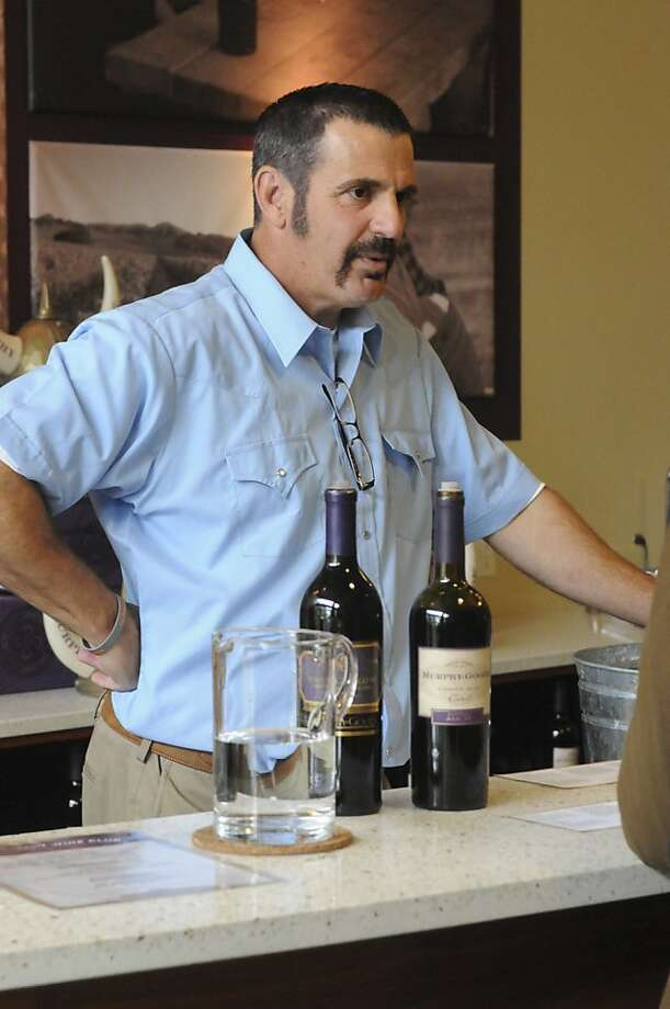 """Kendall Jackson"" -- Rick Tigner, President of Kendall-Jackson Wine Estates, the largest family owned luxury/ultra-premium wine company in America, goes undercover in his own company in the third season of UNDERCOVER BOSS.   The Kendall Jackson episode will be broadcast, Sunday, Jan. 29 (8:00-9:00 PM, ET/PT) on the CBS Television Network. Photo: Michael Yarish, Courtesy Of CBS"