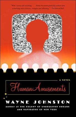 Human Amusements, A Novel BookReview#BookReview#Chronicle#12-12-2004#ALL#2star#e4#0422498563