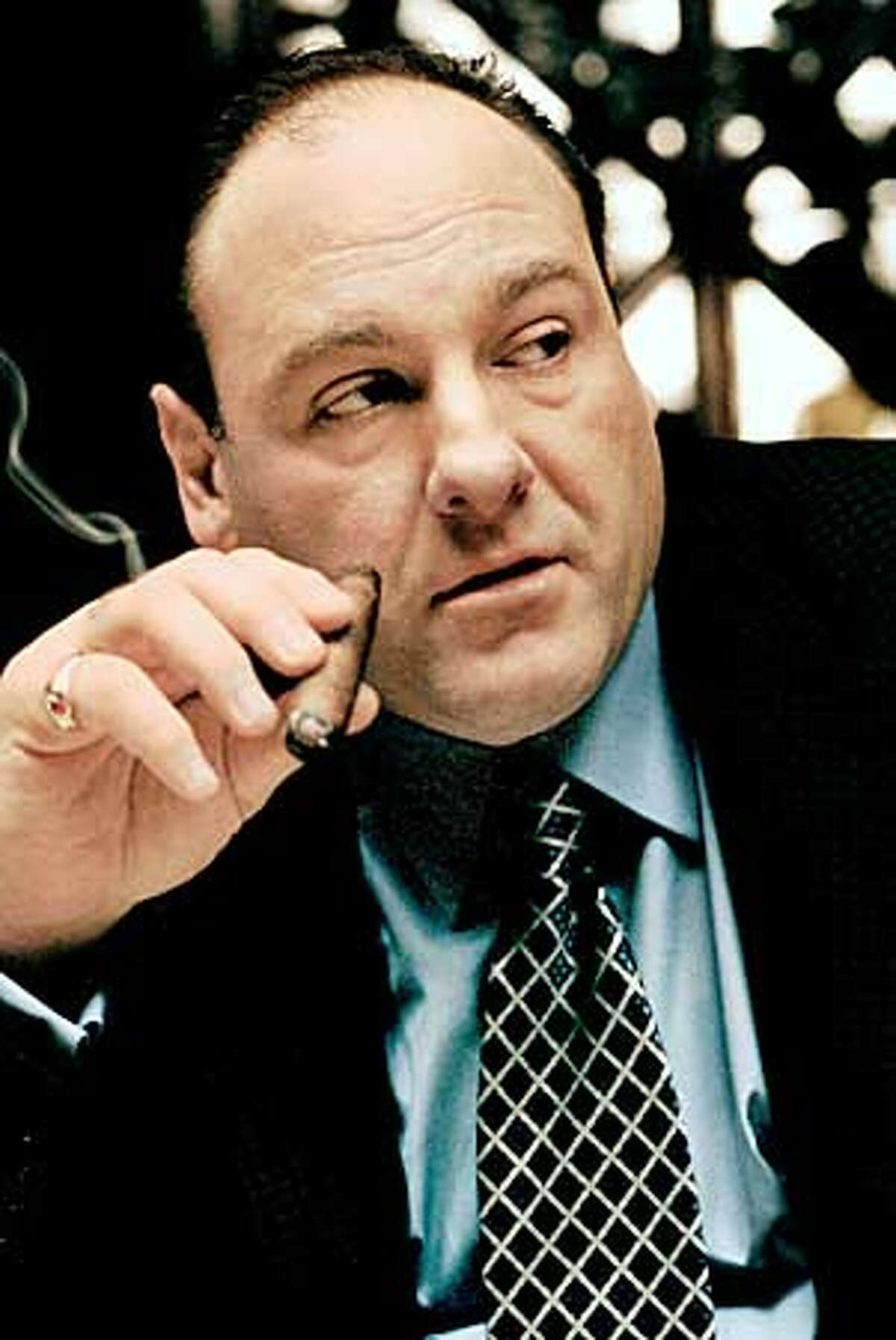 """A3's """"Woke Up This Morning,"""" the official theme of """"The Sopranos,"""" gets loyal viewers' attention each week before series star James Gandolfini makes an appearance"""