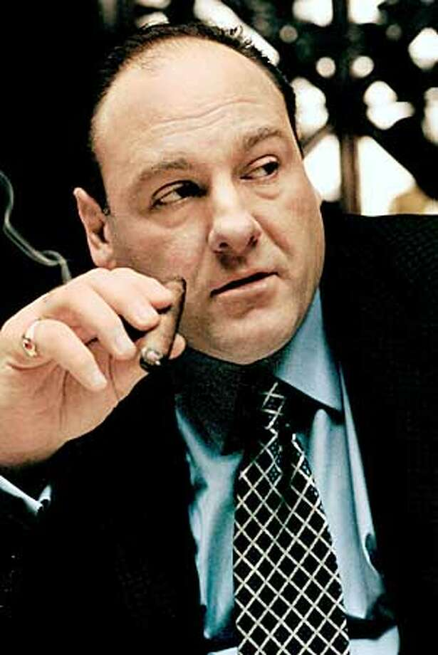 "A3's ""Woke Up This Morning,"" the official theme of ""The Sopranos,"" gets loyal viewers' attention each week before series star James Gandolfini makes an appearance"