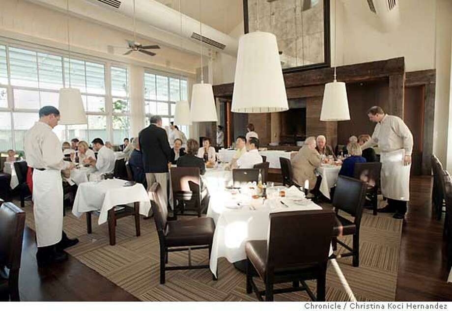 WHATS NEW SFGate - Open table st helena